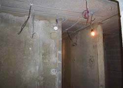 Правила электромонтажа электропроводки в помещениях город Мыски