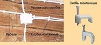 Электропроводка на даче г.Мыски